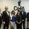 Nuevas Autoridades en la COFA. La Dra. María Isabel Reinoso (Provincia de Buenos Aires) fue electa presidenta
