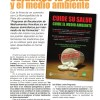 Notas del BFB N°404: Recordamos campañas del cuidado de la salud, cursos a distancia, y FARCAVI