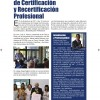 Notas del BFB N°411: Recordamos entrega de diplomas de la Certificación y Recertificación Profesional 2011