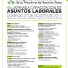 VI Jornada Capacitación de Asuntos Laborales