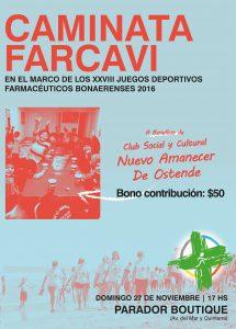 AFICHE FARCAVI 2016